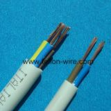 PVC Flexible Insulated Wire/Cable (H05VV-F/H03VV-F))