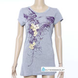 Lady's T-Shirt (BG-L134)