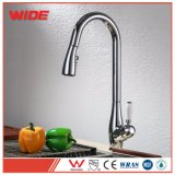 China Single Handle Pull Down Kitchen Faucet Price