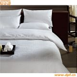 Plain White Cotton King Size Comforter Set (DPF9014)