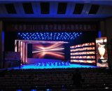 LED Video Wall/Soft Flexible LED Curtain for Stage Lighting (P30, P55, P80 LED net screen)