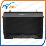 A825 Flysight 7inch 5.8GHz Battery Powered 32CH Wirelss Fpv Black Pearl LCD Monitor for Dji S1000 Aerial Photography Drone