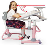 Intelligent Adjustable Height Desktop Tilting Children Desk Hya-102