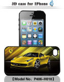 3D Case for iPhone 4 (P406-H010)