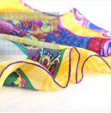 Digital Printed Silk Square Scarf (SC0001)