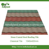Stone Coated Steel Roofing Sheet (Classical Tile)