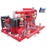 Edj Water Fire Pump (SLFP)