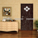 Anti-Termite Moisture-Proof Wood Plastic Composite WPC Interior Door (KMB-18)