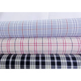 Cotton Yarn Dyed Woven Plaid Fabric for Shirt (LZ5163)
