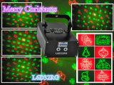 Beautiful 8 Gobo Twinkling Rg Christmas Light/Party Lights