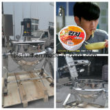 Korean Noodles Paste Sauce Modulation Making Machine