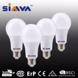 Simva LED Bulb Light LED Bulb A60 12W (80W Equivalent) 1050lm 3000-6500K Icdriver E26/E27 Dim Light Bulb 240deg with Ce Approved