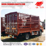 Euro 3 Emission Right Hand Drive 4X2 Cargo Truck