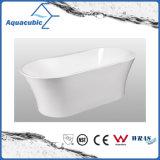 Luxury Pure Acrylic Seamless Free Standing Bathtub (AB6510)