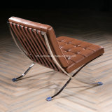 High Quality Vintage Leather Barcelona Chair