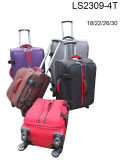 Luggage Bag Made of PVC with Spinner Wheels (TLB110)