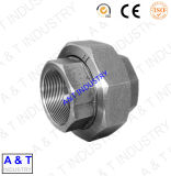 Malleable Casting Black / Galvanized Iron Union Pipe Fitting