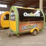 Multifunction Electric Food Cart