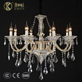 European Decoration Crystal Chandelier Lamp (AQ20021-8)