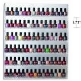 Acrylic Nail Polish Wall Display Rack