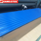 Quality Color Clay Metal Ridge Roof Tiles Steel Roofing Panel
