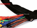 Hy-Pztw Cable Management Wrap Zipper Multifilament Wrap