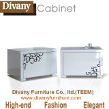 Divany Engraving Flower Night Stand for Bedroom Sm-B10