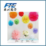 Mixed Colors & Sizes Hanging Decorative Paper Flower