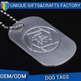 Promotional Blank Custom Dog Tag for China Wholesale