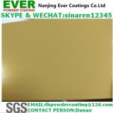 Electrostatic Spray Metallic Glitter Gold Powder Coating