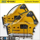 Komatsu Soosan Hydraulic Breaker with Chisel 140mm