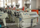 PVC/Silicon Conical Twin Screw Extruder
