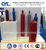 ISO9809 High Quality 40L High Pressure Oxygen Nitrogen Argon Helium Seamless Steel Cylinder