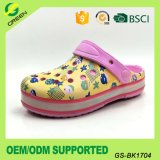 LED Clogs Shoes Kids Outdoor Footwear Slides Sandals Shinny Light