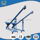 Small Flexible Pellet Conveyor System Automatic Hooper Screw Feeder (LS160)