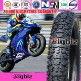 Tube Type 4.00-8 Pneumatic Motorcycle Tyre.