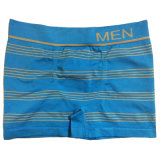 Seamless Men Boxer Underwear