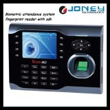 \3.5 Inch TFT Screen Wireless USB Finger Print Time and Attendance with Zk Software (iclock360)