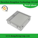 High Precision Sheet Metal Fabrication with CNC Machining