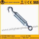 Zinc Plated Standard DIN 1480 Turnbuckle