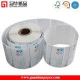 Waterproof Sticker Feature and Adhesive Adhesive Label Roll