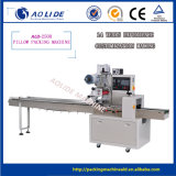 China 100% Factory by-250 Automatic Ice Cream Bar Popsicle Popsicle Sticks Horizontal Flow Wrapping Packing Machine Price