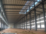 Carbon Steel Structure with Aluminium Alloy Window