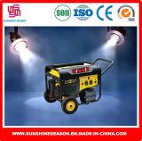 3kw Gasoline Generator Set for Home & Outdoor Use (SP5500E2)