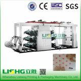 Ytb-6800 6colors High Speed Nonwoven Bag Flexo Printing Equipment