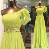 Elegant Sexy Chiffon Lace Appliques Beaded Sequins Sweetheart Tea Length Mother of The Bride Dresses Plus Size Yj0107
