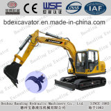 Baoding 8.5ton Grapple Sugarcane Loader with Log Grapple