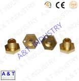 High Qualiy Customized Forged Brass Nut for Commercial Production and Construction