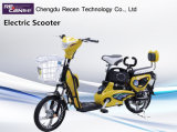 48V/12ah High Power Adult Electric Motorcycle with Pedals