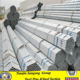 4 Inch HDG Pipe for Building/Construction